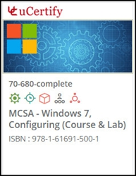 MCSA - Configuring Windows 7 (70-680) Lab and Courseware