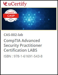 CompTIA Advanced Security Practitioner (CAS-002) Lab