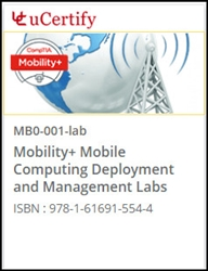 CompTIA Mobility+ (MB0-001) Lab