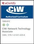 CIW: Network Technology Associate (1D0-61C) Courseware