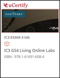 IC3 GS4 Living Online (Exam 3) Lab