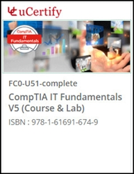 CompTIA IT Fundamentals (FC0-U51) Lab and Courseware