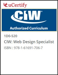 CIW: Web Design Specialist (1D0-520) Courseware