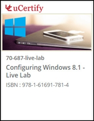 Configuring Windows 8.1 (70-687) Live Lab