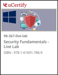 MTA: Security Fundamentals (98-367) Live Lab