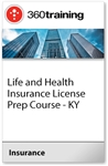 Life and Health Insurance License Prep Course - KY