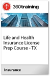 Life and Health Insurance License Prep Course - TX
