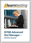 Certified Tester Advanced Level Test Manager 2012 - Full Course