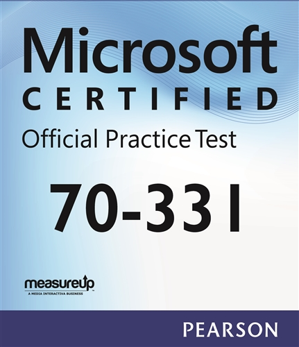Microsoft Official Practice Tests - 70-331| mindhub