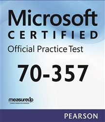 70-357: Developing Mobile Apps Microsoft Official Practice Test