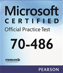 70-486 Developing ASP.NET MVC Web Applications Microsoft Official Practice Test