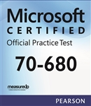 70-680 - TS: Windows 7, Configuring Microsoft Official Practice Test