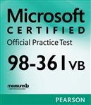 MTA: 98-361 VB - Software Developer Fundamentals (VB) Microsoft Official Practice Test