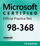 MTA: 98-368 - Mobility and Devices Fundamentals Microsoft Official Practice Test