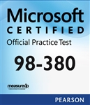 MTA 98-380: Introduction to Programming Using Block-Based Languages (Touch Develop) Microsoft Official Practice Test