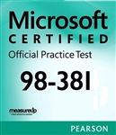 MTA: 98-381 - Introduction to Programming Using Python Microsoft Official Practice Test