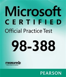 MTA: 98-388 Introduction to Programming using Java Microsoft Official Practice Test