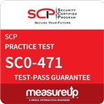 SC0-471 - Network Professional: Strategic Infrastructure Security (SIS) Practice Test