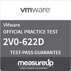 VMware Certified Professional 6.5 - Data Center Virtualization Delta (2V0-622D) Online Practice Exam