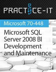 Microsoft SQL Server 2008 BI Development and Maintenance Practice Lab