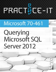 Querying Microsoft SQL Server 2012 Practice Lab