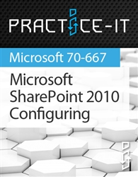 SharePoint 2010, Configuring Practice Lab