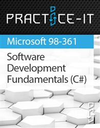 Software Development Fundamentals (98-361) Practice Lab