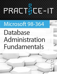 Database Administration Fundamentals Practice Lab