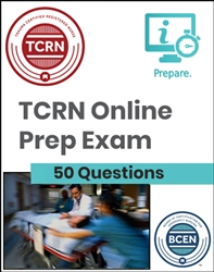 TCRN Online Practice Exam - 50 Questions