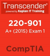 220-901 A+ Essentials Practice Exam - CompTIA Authorized