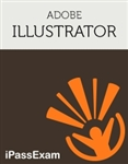 iPassExams 'Adobe Illustrator Exam Study' includes 150+ online exam prep questions for the 9A0-333: Adobe Illustrator CS6 ACE and 9A0-358: Adobe Illustrator CC ACE Exams.