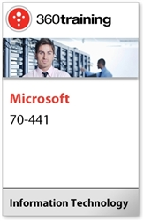 Microsoft 70-441 (Course 2781) Designing Microsoft SQL Server 2005 Server-Side Solutions