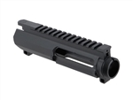CMT UPUR-4 AR-15 Billet Upper - Slick Side w/ Dust Cover Port