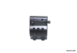 SLR Sentry 9 Adjustable Gas Block - Clamp On