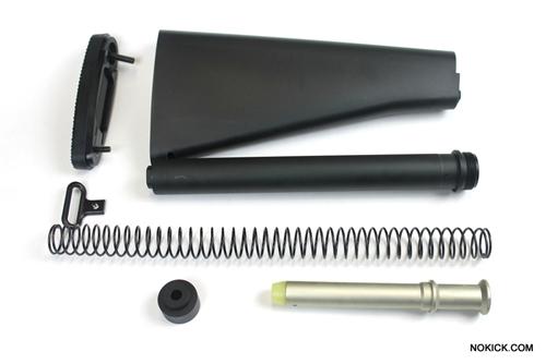 AR15 Fixed Stock Kit