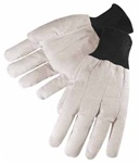 Industrial 8 Oz Cotton Canvas Gloves - Men's