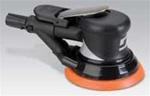 "Dynabrade 56818 5in Supreme Orbital Self-Generated Vacuum Air Sander 3/16"" Orbit"
