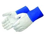 Premium Grain Goatskin TIG Welder Glove Medium