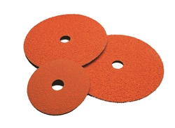 5 in x 7/8 in 50 Grit Norton Blaze F980 Ceramic Resin Fiber Discs 25/bx