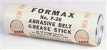 Formax F-26 Coated Abrasive Belt & Disc Lubricant Grease Stick