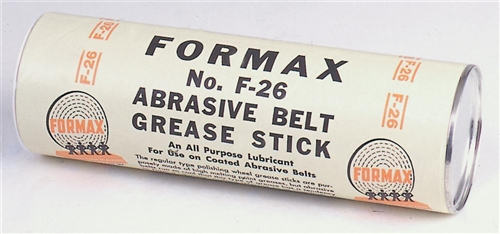 Formax F 26 Coated Abrasive Belt Amp Disc Lubricant Grease Stick