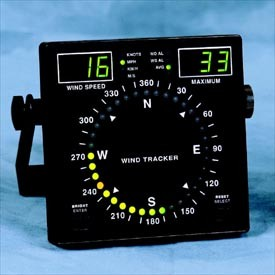 06201 R M Young Wind Tracker Display Weather Equipment
