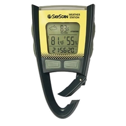 SkyScan Mini Heat Index Weather Station
