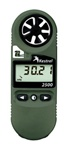 Kestrel 2500NV Pocket Wind Meter