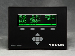26800 Meteorological Translator Display
