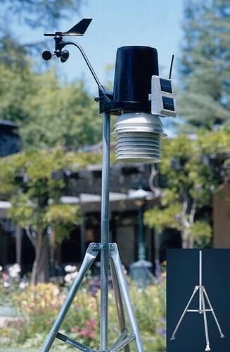 Davis Mounting Tripod Weather Station Mounting Hardware