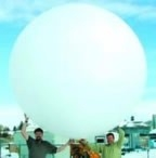 8245-H Hwoyee Weather Balloon, 1600 Grams Natural