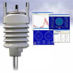9511-B-1 Orion Weather Station with WeatherMaster Software