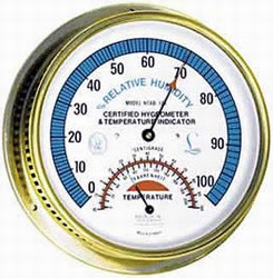 HTAB-176 Certified Temperature/Humidity Dial