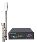 LD-350 Boltek Long Range Lightning Detection Complete System